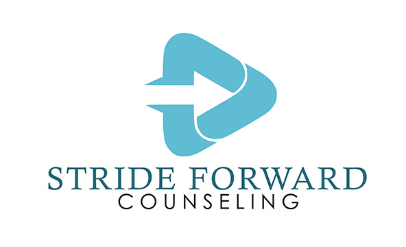 Stride Forward Counseling Logo